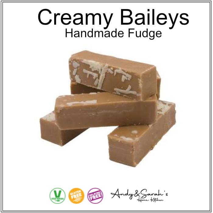 baileys handmade fudge