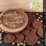 gluten partypack tripple chocolate side scaled 1 | GLUTEN FREE PARTY PACK - Triple Chocolate Cookie