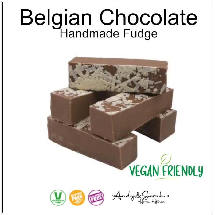 vegan chocolate fudge