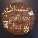 6BE1383C 389C 45BA 819F F737AED4A6BE | GLUTEN FREE Triple Chocolate Giant Cookie