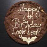 DE6A589E 4297 42A6 AF9F BC38A5895727 1 201 a 1 | GLUTEN FREE Triple Chocolate Giant Cookie