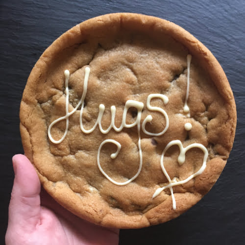 hugs cookie giant uk delivery