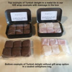 Turkish Delight example