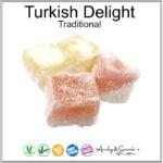 HAND MADE TURKISH DELIGHT UK