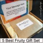 Handmade fudge uk gif box