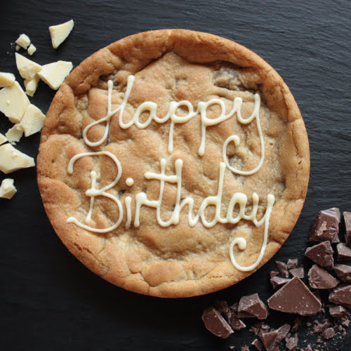 happy birthday giant cookie cards gifts birthday cookie delivery all over the uk