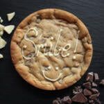 smile giant cookie card uk delivery baked gifts